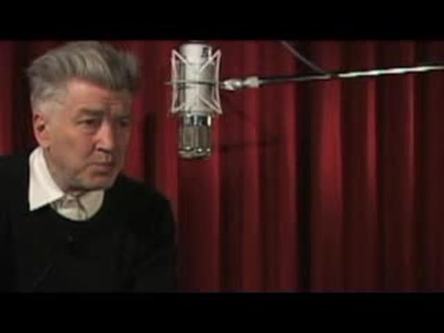 David Lynch iPhone ad parody