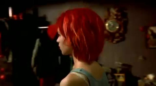Run Lola Run avatar selection
