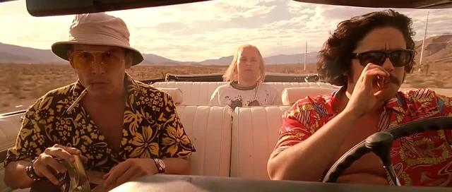 Fear and Loathing in Las Vegas - Point of View