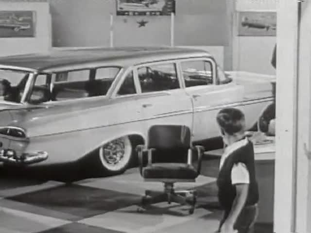 Editing Exercise Using 1959 Chevrolet Commercial: Variation 5