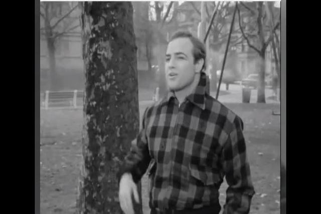 Kazan on Brando as an actor