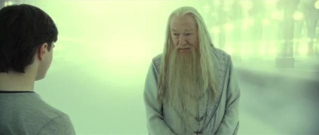 Harry Potter - Dumbledore - JK