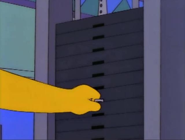 The Simpsons - Homer - JK