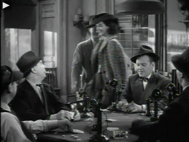 His Girl Friday - 2m - jk