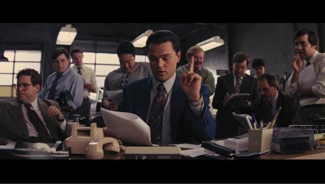 The Wolf of Wall Street - 18B - JK