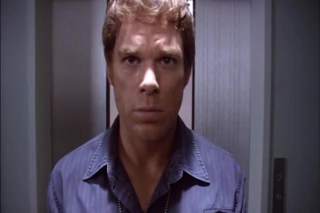 DEXTER reveals crucial character information to both the audience and the title character
