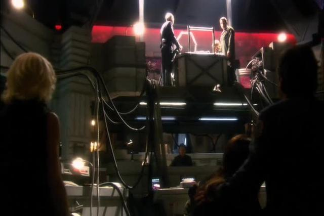 BATTLESTAR GALACTICA's final episode features an example of surprise memory, where previously seen scenes shock viewers via flashback