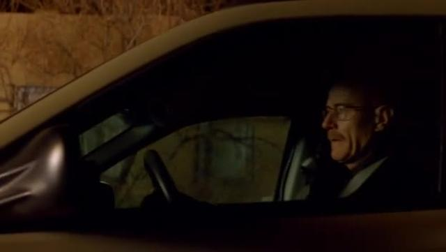 BREAKING BAD focuses on the psychological and moral complexity of Walt deciding to let Jane die