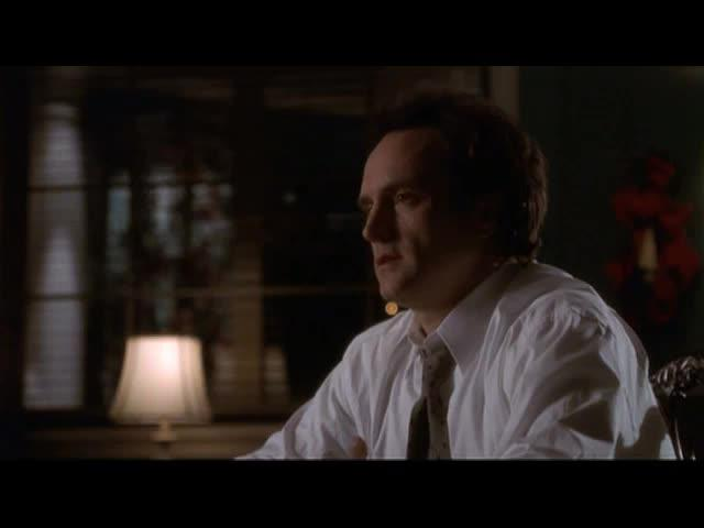 "THE WEST WING, ""Noël"", climaxes with a powerful example of a narrative special effect"