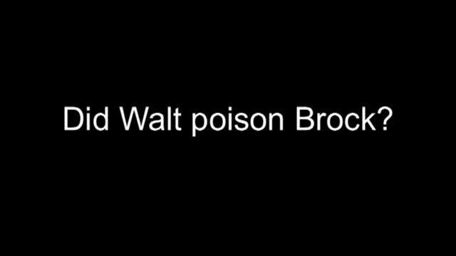 BREAKING BAD misdirected viewers about Brock's poisoning, but one fan posted a video theory that proved to be true in the next episode