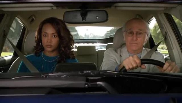 CURB YOUR ENTHUSIASM episodes include interwoven multiple plotlines and invite the viewer to connect threads and running gags.