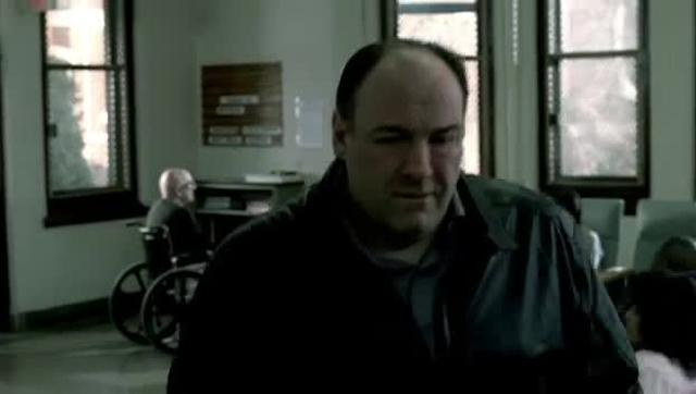 THE SOPRANOS ended with a legendarily ambiguous scene