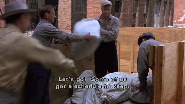 Shawshank Redemption -- Money in Prison