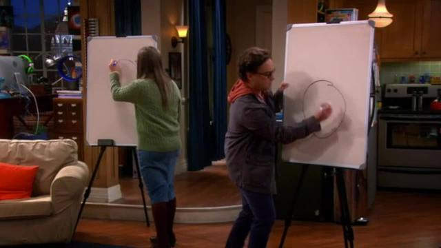 Big Bang Theory -- Pictionary Complements
