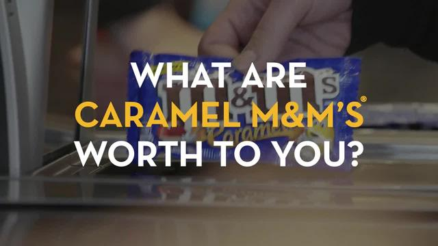 What are Caramel M&Ms Worth? -- Endowment Effect