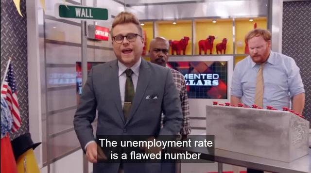 Adam Ruins Everything -- The Unemployment Rate