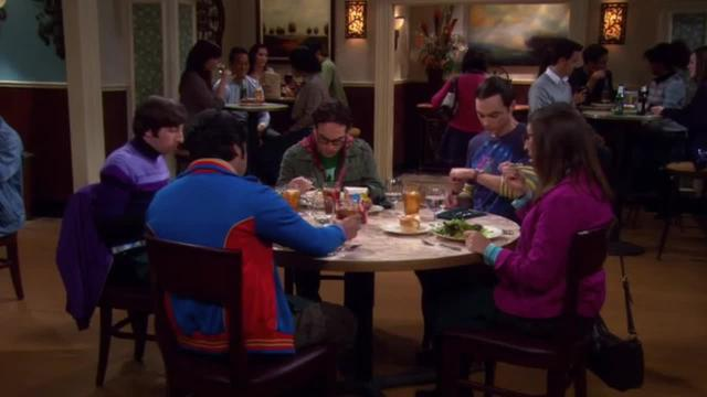 Big Bang Theory -- Waiting for Nothing