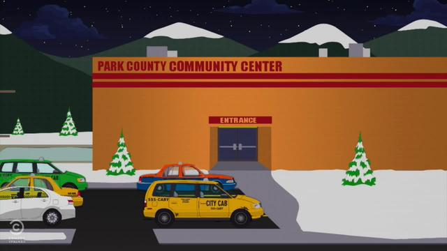 South Park -- Rent Seeking & Competition