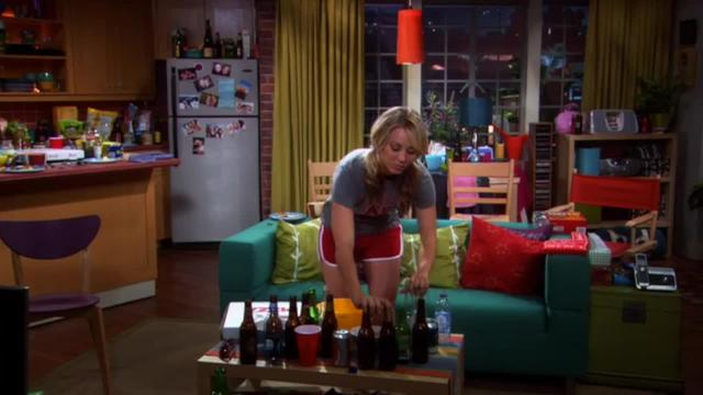 The Big Bang Theory -- Basking in Reflected Glory