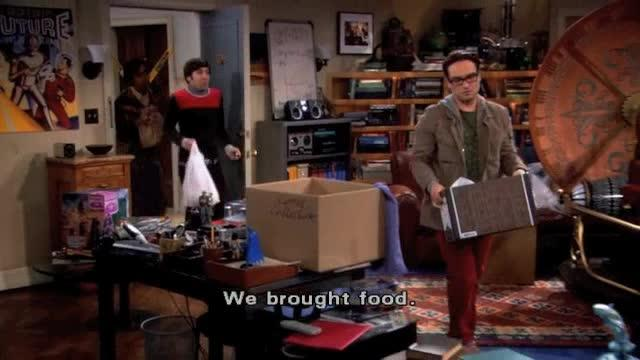 The Big Bang Theory -- Depreciation