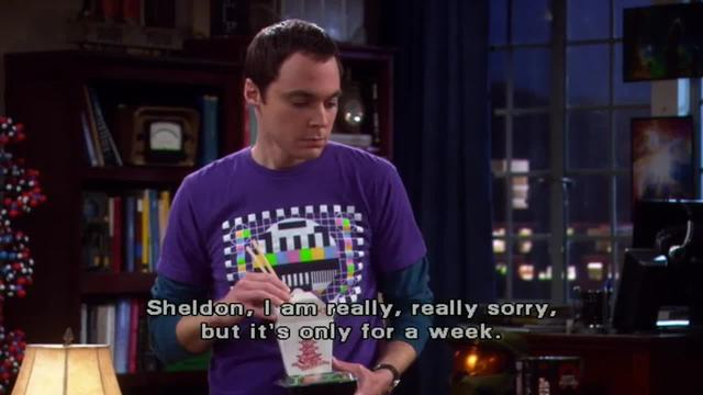 The Big Bang Theory -- Specialization