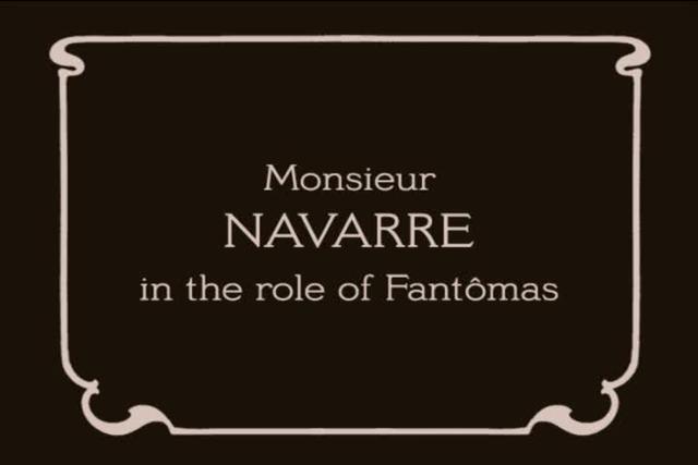 Fantômas II: Juve vs. Fantômas (1913) - Opening Credits