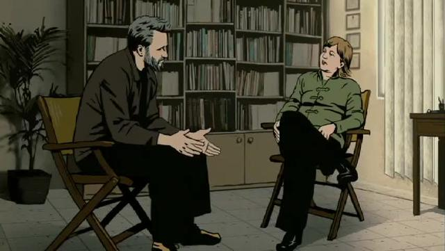 Waltz with Bashir (2009) - Photographs and Dissociation