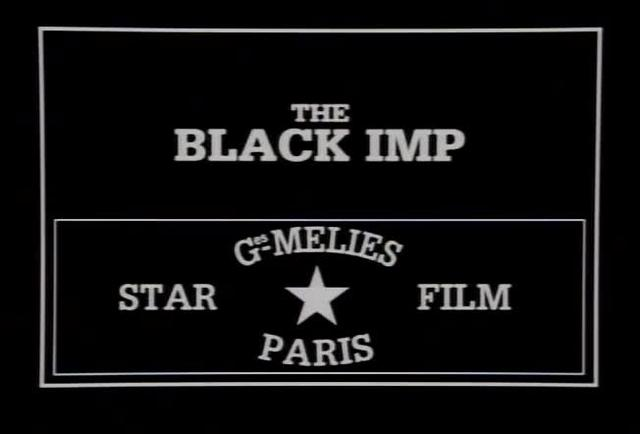 The Black Imp (1905)