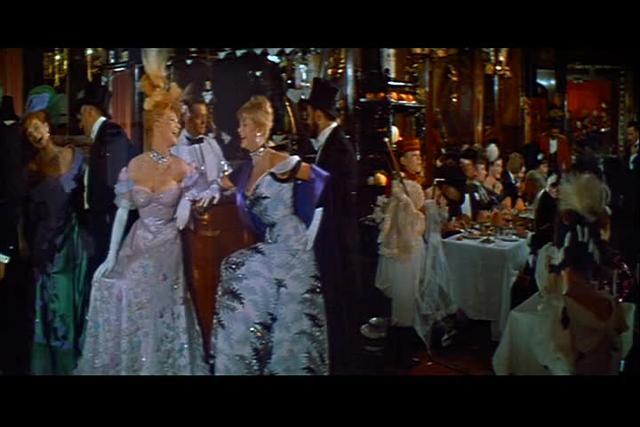 Gigi (1958) - Gigi dines at Maxim's