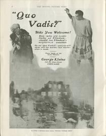 Quo Vadis? Advertisement
