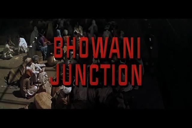 Bhowani Junction (1956) - Opening Credits