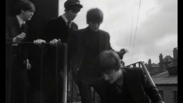 "A Hard Day's Night (1964) - ""Can't Buy Me Love"
