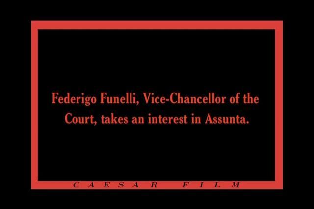 Assunta Spina (1914) - Federico propositions Assunta