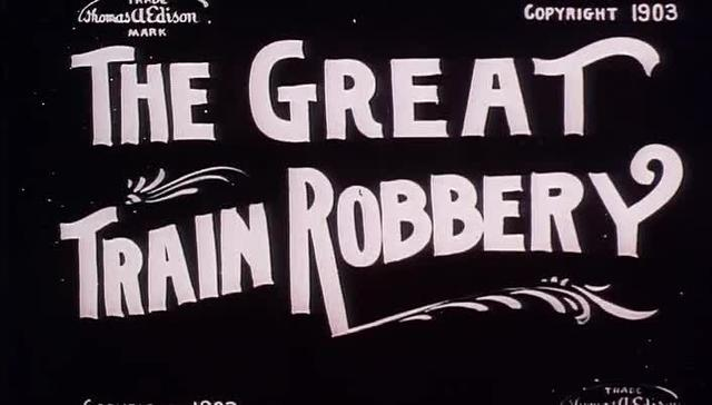 The Great Train Robbery (1903)