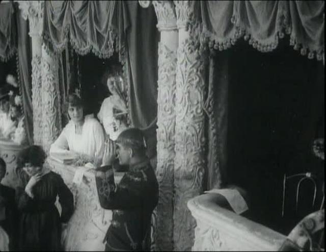 The Dying Swan (1917) - The Performance of the Dying Swan