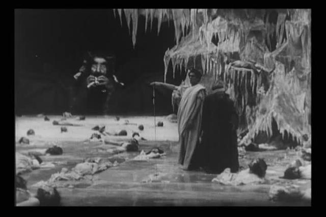 L'Inferno (1911) - Lucifer and the Frozen Lake of Hell