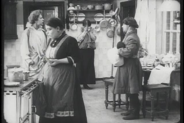 Silent Witnesses (aka Nemye Svideteli) (1914)