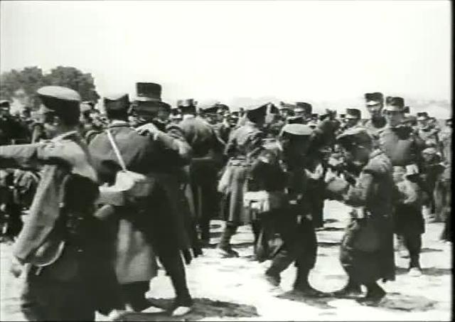Danse aux bivouac (1896)