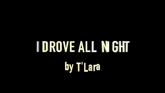 I Drove All Night (K/S fanvid)