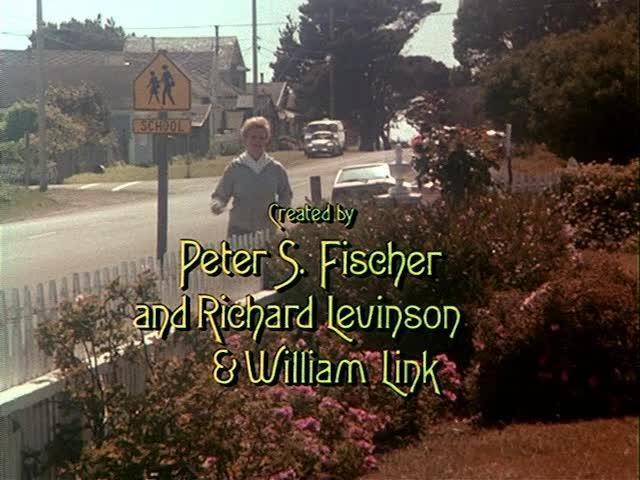Why I Love the Lady-Lady, Mrs. J.B. Fletcher