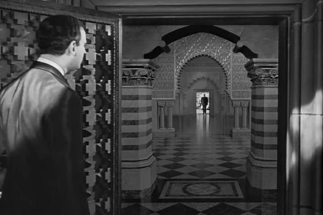 Citizen Kane: Internal Rhythm, Movement of People and Objects, and Composition (Repeated forms)