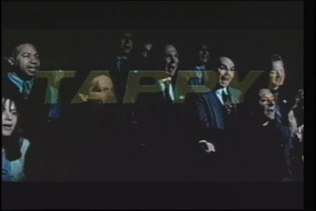Split-screen in the opening of Requiem for a Dream