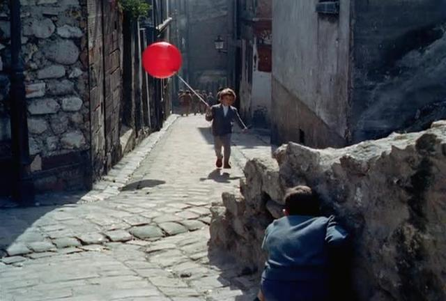 Red Balloon:  an imaginary documentary