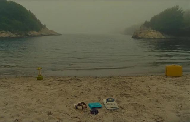 Moonrise Kingdom:  Converging vectors, crossing the 180° line, z-axis vectors