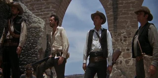 The Wild Bunch:  Final Shootout