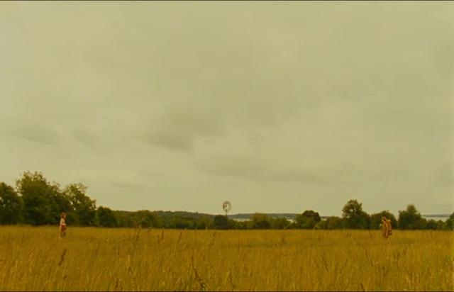 Moonrise Kingdom:  Converging motion vectors