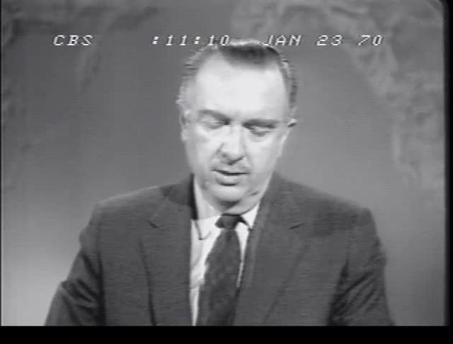 "Gov. Kirk's ""New Southern Strategy"" - 1-23-70 - CBS"