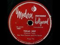 """Pee Wee Crayton - """"Texas Hop"""" (1948)"""