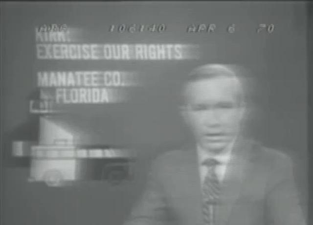 Gov. Kirk school takeover - 4-6-70 - ABC