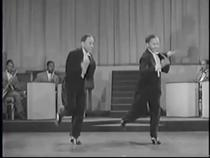 "Nicholas Brothers dancing in ""Stormy Weather"" (1943)"